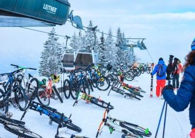 Bike & Snow 2018 @ Moris Lauinger