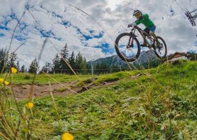 Die 2. Bike Ferien im Bikepark Innsbruck