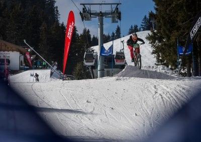 Bike & Snow - LINES Schneefräsn 2017